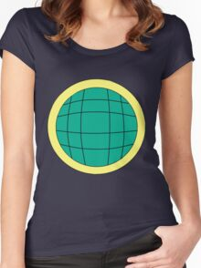 Kwame - Captain Planet Planeteer Women's Fitted Scoop T-Shirt