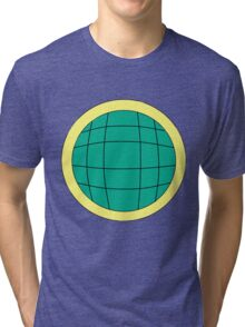 Kwame - Captain Planet Planeteer Tri-blend T-Shirt