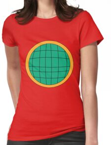 Captain Planet - Heart Ma-Ti Planeteer Womens Fitted T-Shirt