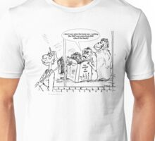 Zoo Humour - Cartoon 0027 Unisex T-Shirt