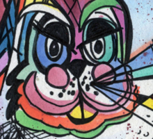 Bad Bunny Sticker