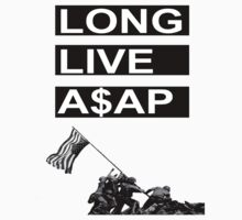 Long Live A$AP - Flag Rising by LessThan3Chainz