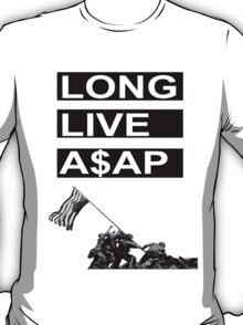 Long Live A$AP - Flag Rising T-Shirt