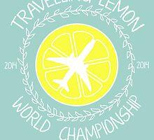 2014 Travelling Lemon World Championship. by nimbusnought