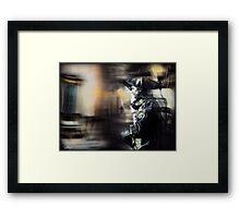 Decisive Moment: Sojourner Framed Print