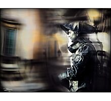 Decisive Moment: Sojourner Photographic Print