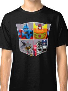 TRANSFORMERS FIGURES!!! G1 Autobot Logo  Classic T-Shirt