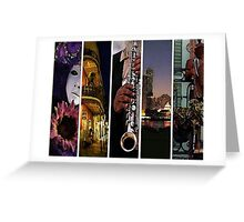 New Orleans Scenes Greeting Card