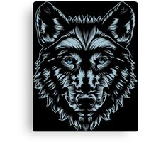 WOLF MASTER Canvas Print