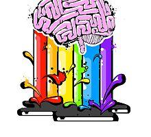 Brain Puke by TrevorHormel
