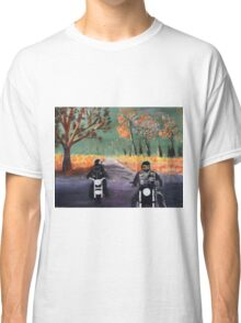 As The Sun Sets Classic T-Shirt