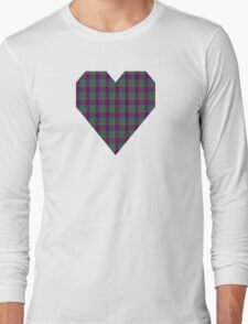 00915 Wilson's No. 81 Fashion Tartan  Long Sleeve T-Shirt