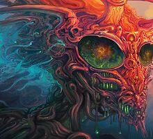LoveVenom Devil Dragon by Luca Carey