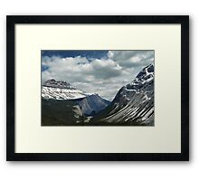 Beautiful Banff Framed Print