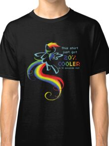 Just Got 20% Cooler Classic T-Shirt