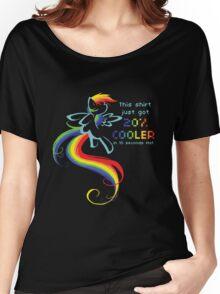 Just Got 20% Cooler Women's Relaxed Fit T-Shirt