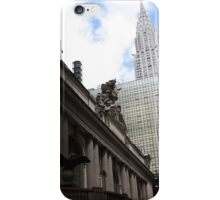Grand Central & Chrysler Building iPhone Case/Skin