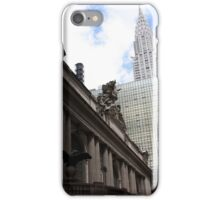 Grand Central & Chrysler Building iPhone Case/Skin