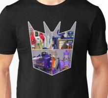 TRANSFORMERS FIGURES!!! G1 Decepticon Logo  Unisex T-Shirt