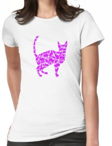 Kitty-Cat-Kitty (purple) T-Shirt