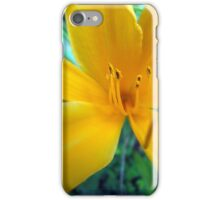 Vibrant Lily iPhone Case/Skin