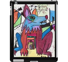 Ancient Wolf iPad Case/Skin