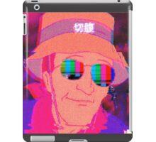 Vaporwave Dale Gribble iPad Case/Skin