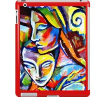 """State of being"" iPad Case/Skin"