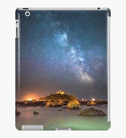 Milky Way at the Mount iPad Case/Skin