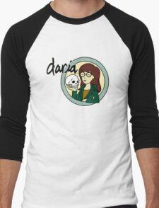 Daria Morgandorfer Men's Baseball ¾ T-Shirt