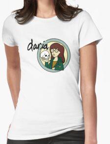 Daria Morgandorfer Womens Fitted T-Shirt