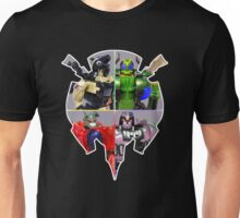 TRANSFORMERS FIGURES!!! Beast Wars Predacon Logo Unisex T-Shirt