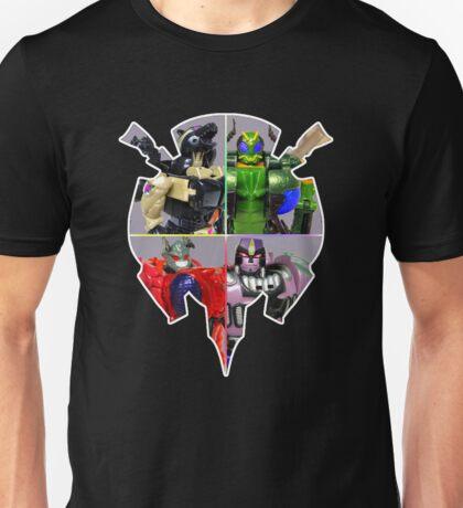 TRANSFORMERS FIGURES!!! Beast Wars Predacon Logo Unisex T-Shirt