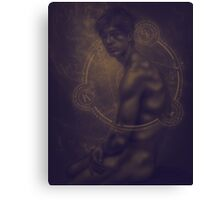 divine light of seraphim Canvas Print