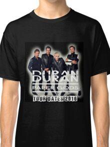 Duran Duran Paper Gods 2016 Classic T-Shirt