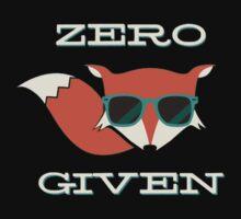 Zero Fox Given Cool Baby Tee