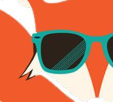 Zero Fox Given Cool Sticker