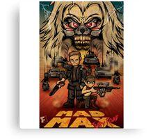 Mad Max Fury Road Canvas Print