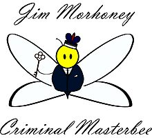 Jim Morhoney, Criminal Masterbee Photographic Print