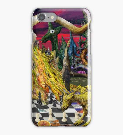 Game in Play iPhone Case/Skin