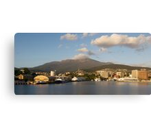 Hobart Day Canvas Print