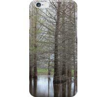 Swampy Trees iPhone Case/Skin