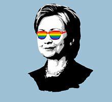 Hillary Rainbow Glasses Unisex T-Shirt