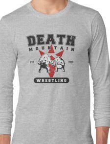 Death Mountain Wrestling Long Sleeve T-Shirt