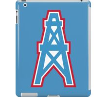 Houston Oilers iPad Case/Skin