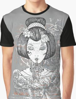 Shhh Graphic T-Shirt