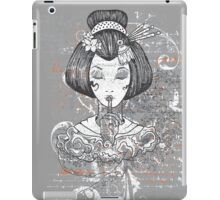 Shhh iPad Case/Skin