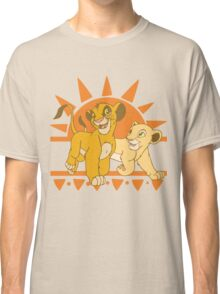Simba and Nala Classic T-Shirt
