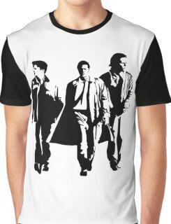 Supernatural Graphic T-Shirt