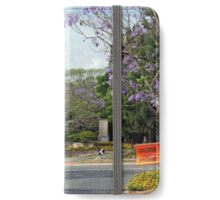 A Brisbane Suburban Street iPhone Wallet/Case/Skin
